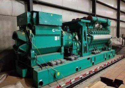 1750 KW Cummins Generator