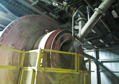 DS08656 - 13 ft x 20 ft Ball Mills