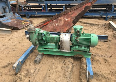1 Used GN Soilds pump