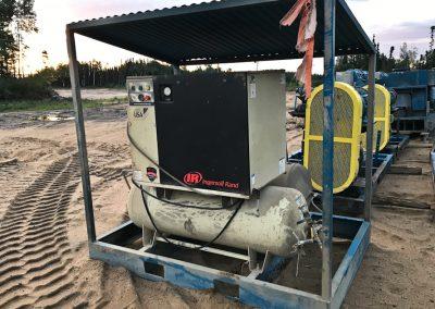 IR rotary compressor 2