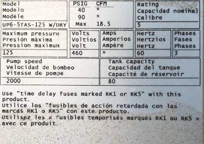IR rotary compressor serial