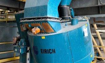 RV24 Eirich Mixers